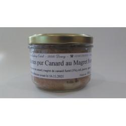 Rillettes pur Canard au Magret fumé