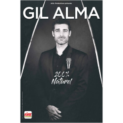 Gil Alma - 200% NATUREL