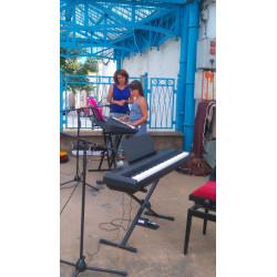 Cours de clavier à Luzy