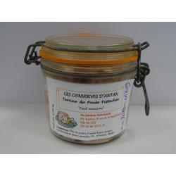 Terrines de poule pistachée - Conserves d'Antan -