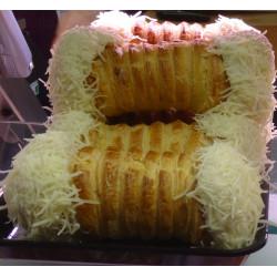 Roulés au fromage - Fabrication artisanale