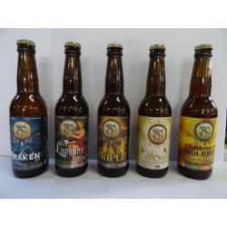 Bières artisanales et locales du Père Saint'Oy