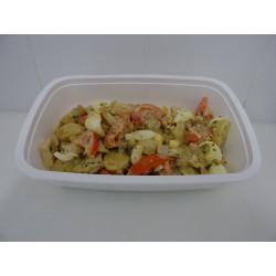 Salade volaillère
