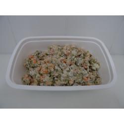 Salade de macédoine de légumes