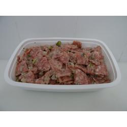 Museau de porc en vinaigrette