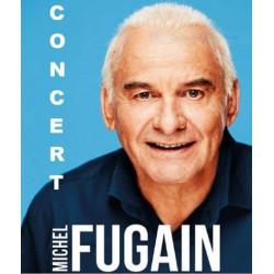 Concert de Michel Fugain : le 13 octobre à 16H30