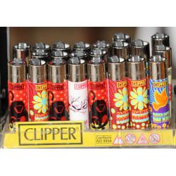 Briquets Clipper