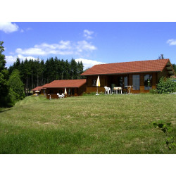 Chalets - camping naturiste