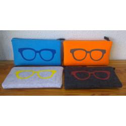 Etuis à lunettes - trousse