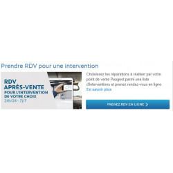 Prise de RDV en ligne - Garage DACHÉ