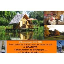 Offre spéciale « Eté 2019 » au Château d'Ettevaux