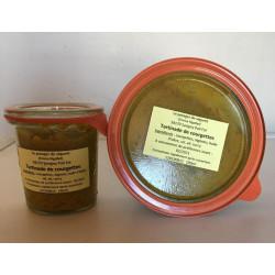 Tartinades de courgettes (290 ml)