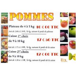 Nouvel arrivage : pommes - Coopérative Agricole