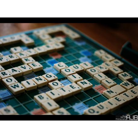 Scrabble le mardi à partir de 14h30 à Sémelay