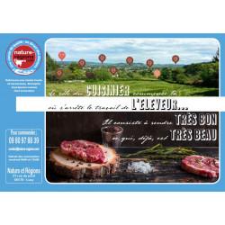 Viande locale et savoureuse - Commandez en direct chez Nature & Régions