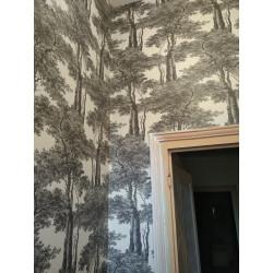 Pose de papier peint