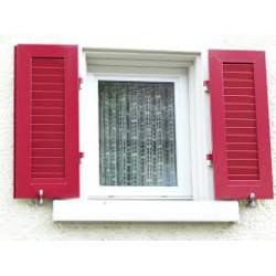 Peintures extérieures : volets et fenêtres