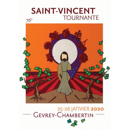 Voyage à la Saint Vincent Tournante : le 25 janvier 2020