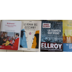 Livres : romans, BD