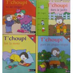 Collection T'choupi