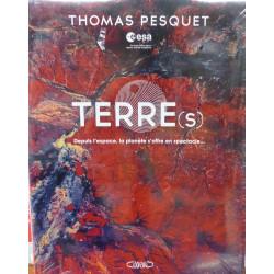Livre Terre(s) de Pascal Pesquet