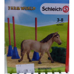 Coffrets Schleich : Farm world, Wild life