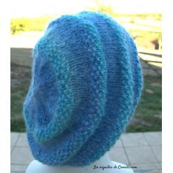 Bonnet Glux Bleu M