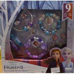 Set de bijoux Reine des neiges