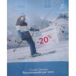 PROMO Accessoires hiver