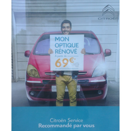 PROMO : OPTIQUE automobile