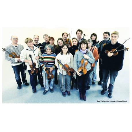 Concert Bal - avec les Violons du Morvan