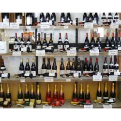 Rayon vins et crémants de Bourgogne