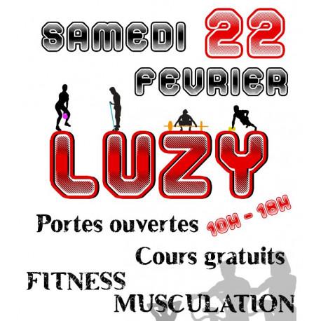 Portes-ouvertes Fitness & Muscu - 22 février 2020