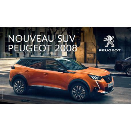 Essayez le nouveau SUV Peugeot 2008 - Garage DACHÉ