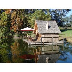 Cabanes sur l'eau