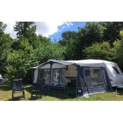 Caravanes - camping naturiste
