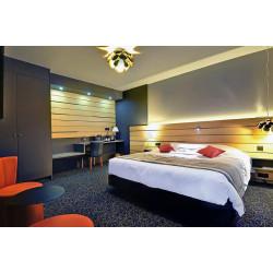 Chambres Deluxe à l'Hôtel du Morvan
