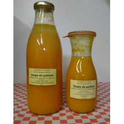 Soupes de potiron