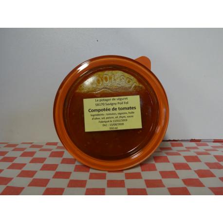 Compotée de tomates (350 ml)