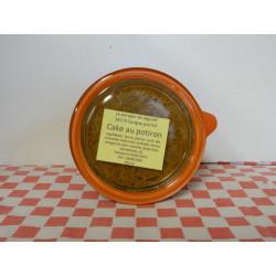 Cake au potiron (350 ml)