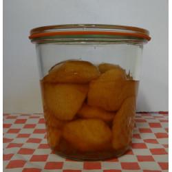 Pommes au naturel (500 ml)