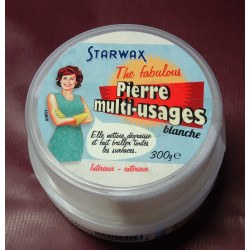 Pierre blanche multi-usages - STARWAX