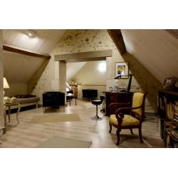 Aménagements intérieurs : murs, sols et plafond