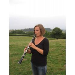 Cours de clarinette à Luzy